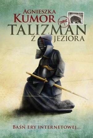 Okładka książki Talizman z jeziora