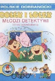 Okładka książki Bolek i Lolek Młodzi detektywi i inne opowiadania