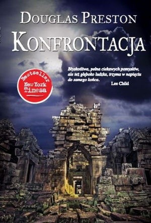 Okładka książki Konfrontacja