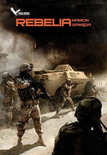 Okładka książki Rebelia
