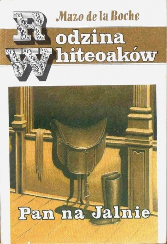 Okładka książki Pan na Jalnie