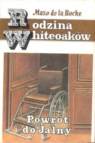 Okładka książki Powrót do Jalny