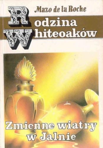 Okładka książki Zmienne wiatry w Jalnie