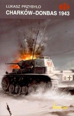 Okładka książki Charków-Donbas 1943