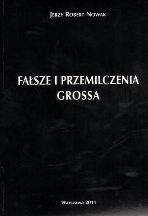 Okładka książki Fałsze i przemilczenia Grossa