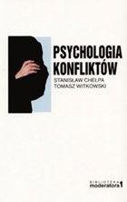 Okładka książki Psychologia konfliktów