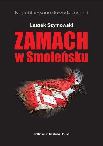 Okładka książki Zamach w Smoleńsku