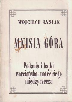 Okładka książki Mnisia Góra