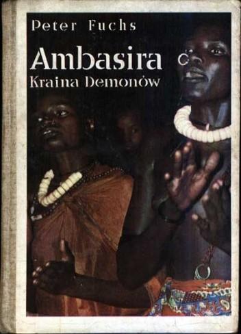 Okładka książki Ambasira: kraina demonów