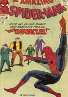 Amazing Spider-Man - #010 - The Enforcers