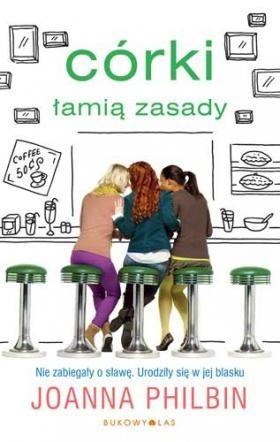 Okładka książki Córki łamią zasady