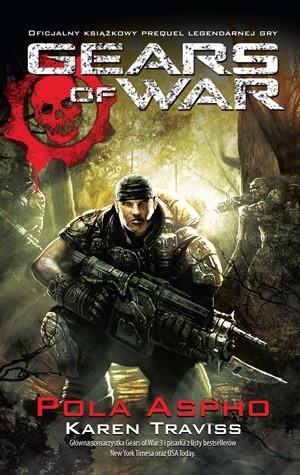 Okładka książki Gears of War: Pola Aspho