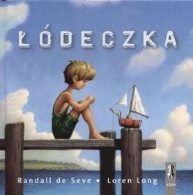 Okładka książki Łódeczka