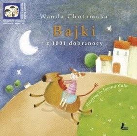 Okładka książki Bajki z 1001 dobranocy