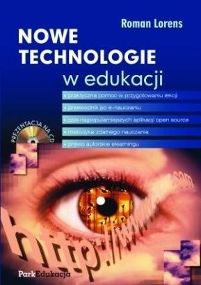 Okładka książki Nowe technologie w edukacji