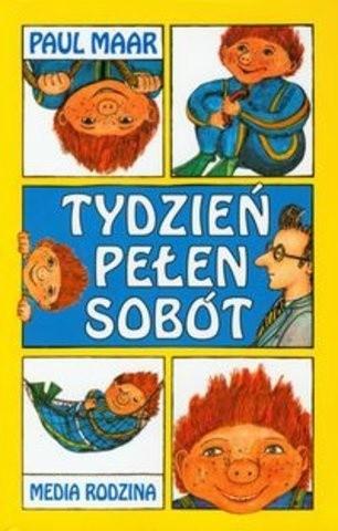 Okładka książki Tydzień pełen sobót