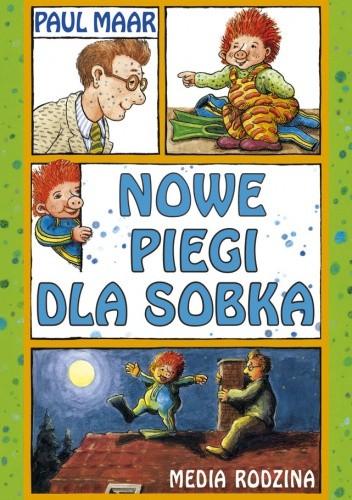 Okładka książki Nowe piegi dla Sobka