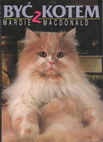 Okładka książki Być z kotem