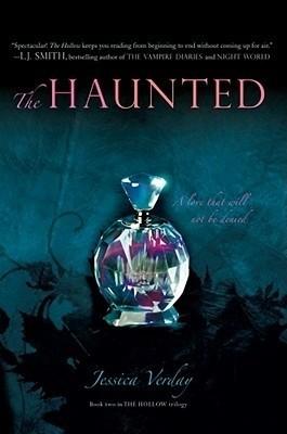 Okładka książki The Haunted