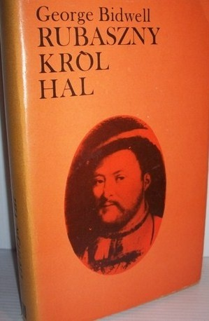 Okładka książki Rubaszny król Hal
