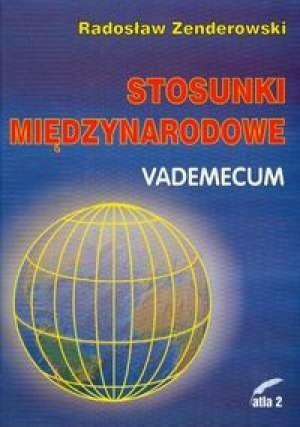 Okładka książki Stosunki międzynarodowe Vademecum