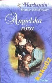 Okładka książki Angielska róża