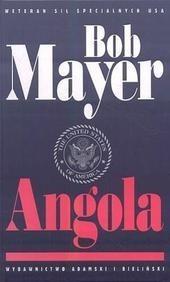 Okładka książki Angola