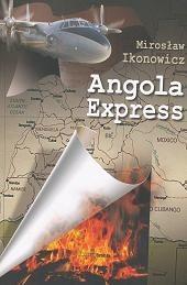 Okładka książki Angola Express