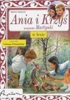 Ania i Krzyś w lesie