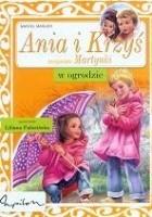 Ania i Krzyś w ogrodzie