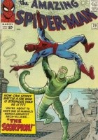 Amazing Spider-Man - #020 - The Coming of the Scorpion! Or: Spidey Battles Scorpey!