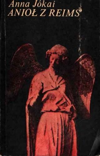 Okładka książki Anioł z Reims