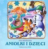 Okładka książki Aniołki i dzieci