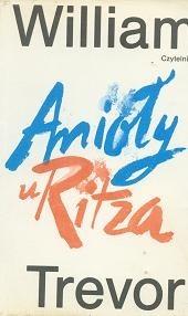 Okładka książki Anioły u Ritza