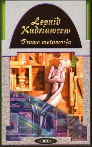 Okładka książki Prawo metamorfa