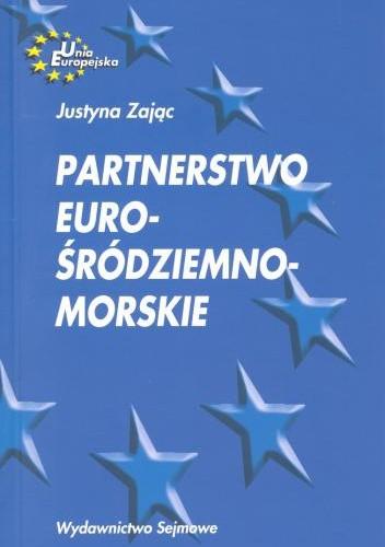 Okładka książki Partnerstwo Eurośródziemnomorskie