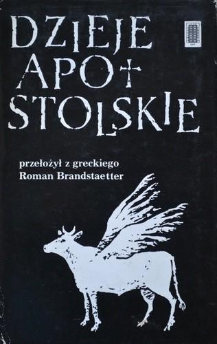 Okładka książki Dzieje Apostolskie