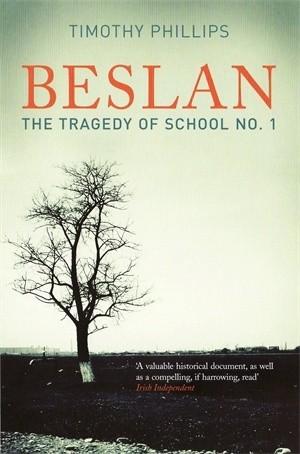 Okładka książki Beslan: The Tragedy of School No. 1