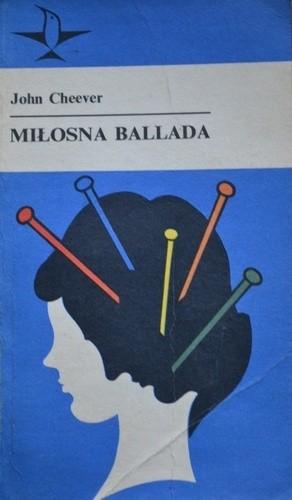 Okładka książki Miłosna ballada