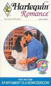 Okładka książki Apartament dla nowożeńców