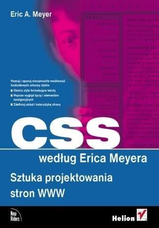 Okładka książki CSS według Erica Meyera