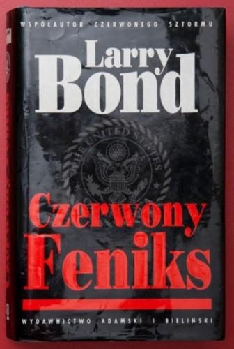 Okładka książki Czerwony Feniks