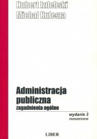 Administracja publiczna. Zagadnienia ogólne