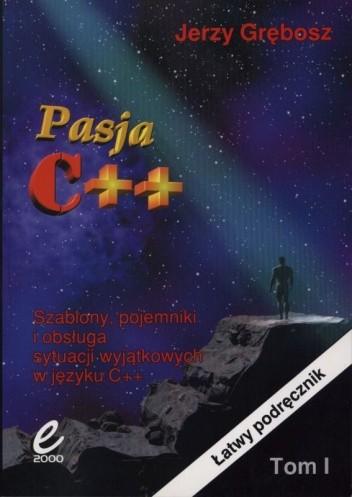 Okładka książki Pasja C++. Tom 1-2