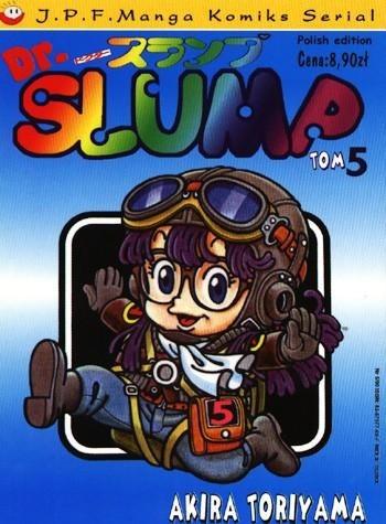 Okładka książki Dr. Slump tom 5