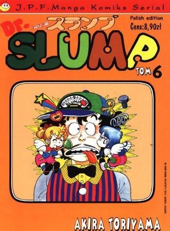 Okładka książki Dr. Slump tom 6