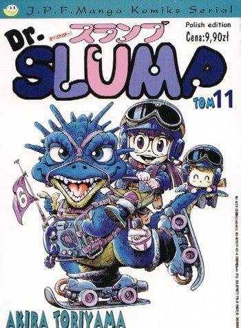 Okładka książki Dr. Slump tom 11