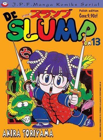 Okładka książki Dr. Slump tom 13