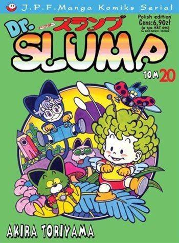 Okładka książki Dr. Slump tom 20