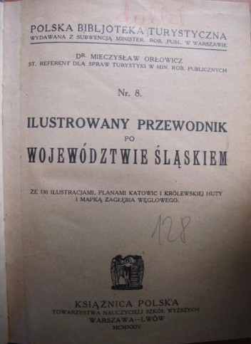 Okładka książki Ilustrowany przewodnik po województwie śląskiem